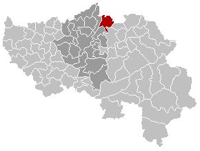 Dalhem Liège Belgium Map.png