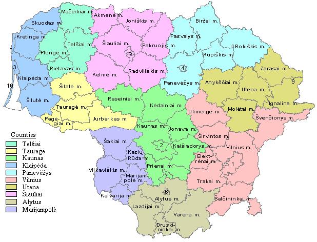 Municipalities in Lithuania.png