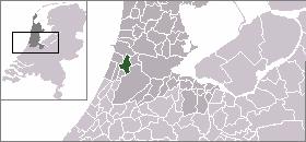 哈勒姆 Haarlem的位置