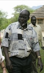 Profile of John Garang