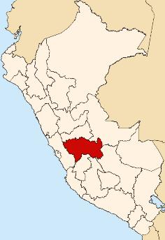 Location of Junin Region.png