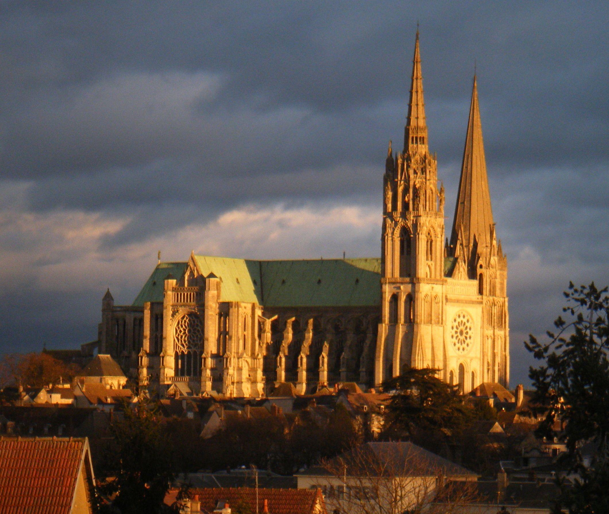 photo de Notre Dame de Chartres