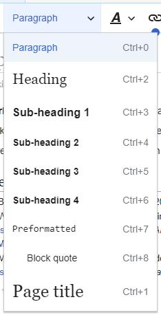 VisualEditor Toolbar Headings-en.png