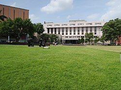 Academia Sinica Activity Center and Taichi 20140816.jpg