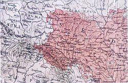 乌克兰的位置