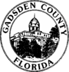 佛罗里达州加兹登县县徽
