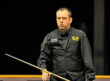Mark Williams at Snooker German Masters (Martin Rulsch) 2014-01-30 04.jpg