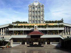 Santo Niño Church and Convent Pilgrim Center Cebu City.JPG