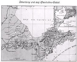 Kiautschou Bay Leased Territory