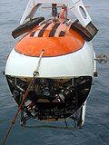 MIR submersible