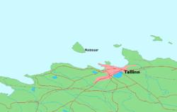 位于爱沙尼亚首都塔林西北方的奈萨尔岛(俄语:Найссаар)
