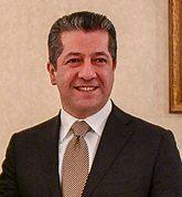 Secretary Pompeo Meets Security Chancellor Masrour Barzani (45765619795) (cropped).jpg