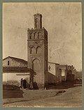 Tlemcen. Mosquée (Djama) Bab Zir - ND. Phot. LCCN2004665063.jpg