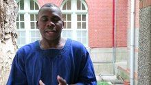 File:WIKITONGUES- Achille speaking Mooré and Dioula.webm
