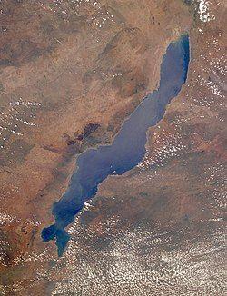 Lake Malawi seen from orbit.jpg