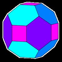 倒角立方体