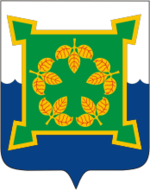 Coat of Arms of Chebarkul (Chelyabinsk oblast).png