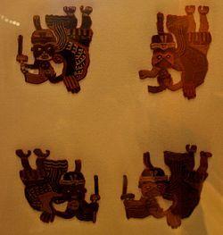 帕拉卡斯文化文物