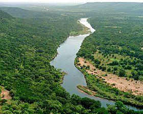 Brazos River below Possum Kingdom Lake, Palo Pinto County, Texas.jpg