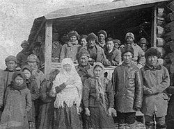Evenk family in the early 1900s.jpg