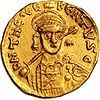 Münze Gold Solidus Theudebert I um 534 (obverse).jpg