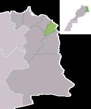 Oujda Prefecture, Oriental Region, Morocco