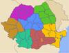Regiunile de dezvoltare ale României