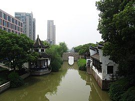 The First Bridge of Danghu Residential District 05 2014-06.jpg