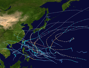 1969 Pacific typhoon season summary map.png
