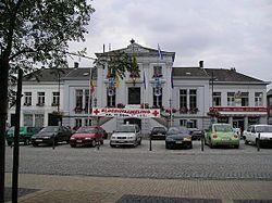 Lebbeke town hall