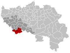 Clavier Liège Belgium Map.png