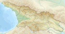 Tbilisi is located in Georgia