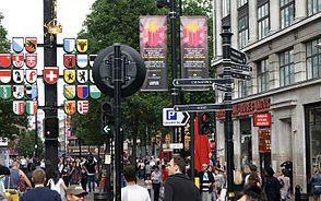 伦敦东商圈