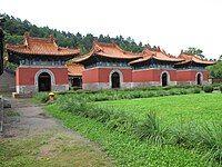 Yongling Tomb of Qing Dynasty - 0.JPG