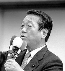 Ichiro Ozawa cropped 3 Ichiro Ozawa 20010718.jpg