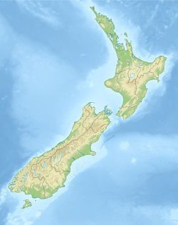 Wellington is located in New Zealand
