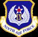 Ninth Air Force - Emblem.png
