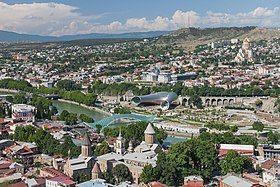 2014 Tbilisi, Widoki z Twierdzy Narikala (36).jpg