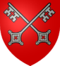 Coat of arms of Remiremont Abbey