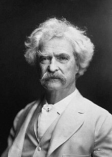 Twain in 1907