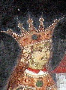 Tablou votiv Manastirea Dobrovat 1503.jpg