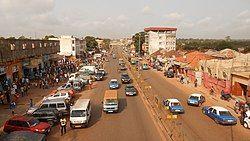 Downtown Bissau