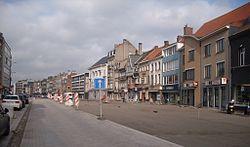 Deinze - tijdens de werken van 2011 - België.jpg