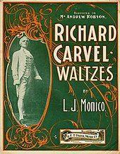 Richard Carvel Waltzes.jpg