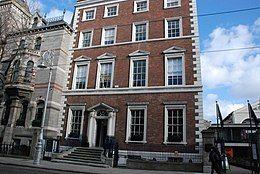 Building of the Royal Irish Academy