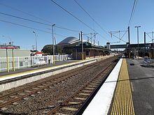 Caboolture Railway Station, Queensland, Aug 2012.JPG
