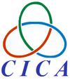 亚洲相互协作与信任措施会议 Conference on Interaction and Confidence-Building Measures in Asia(英文) Совещание по взаимодействию и мерам доверия в Азии(俄文)标志