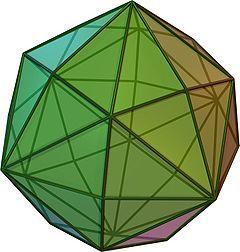 四角化菱形十二面体