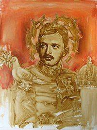 Kaiser Karl I., Ölbild von Hannes Scheucher.jpg