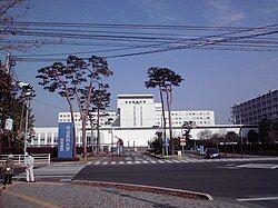 Jichi Medical University2009.jpg
